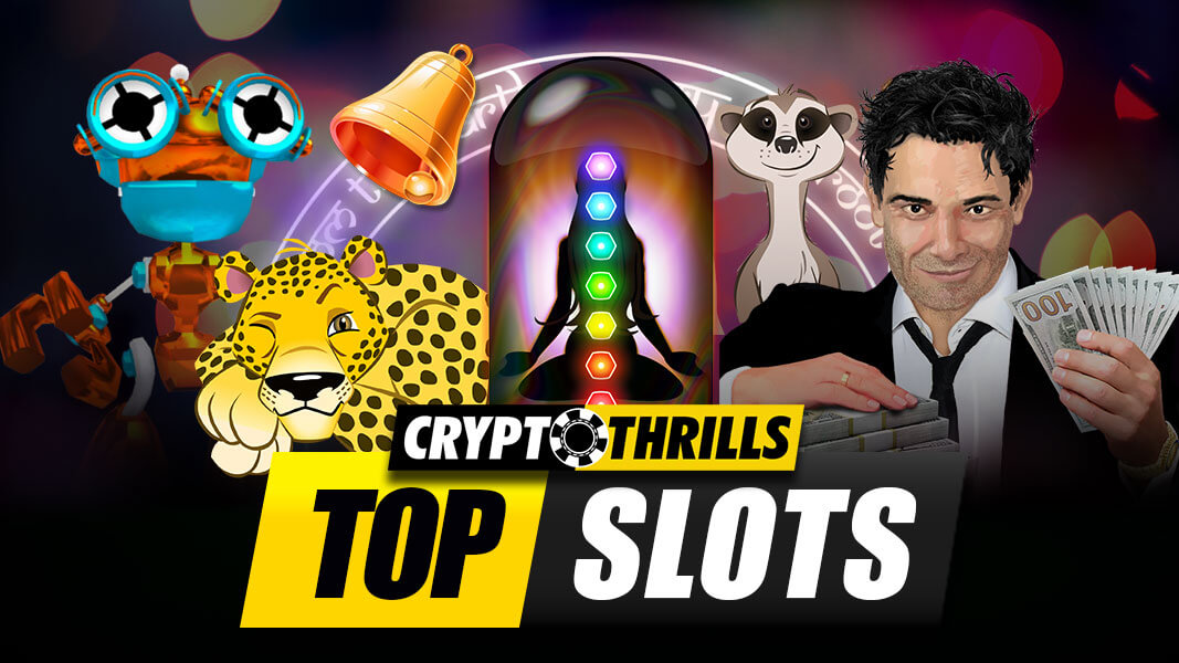 Crypto Thrills Top Games for September 2020