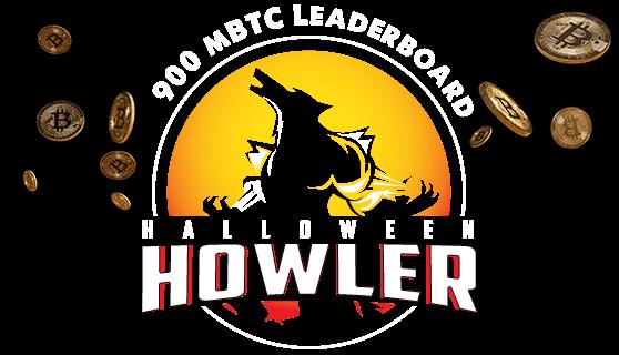 900 mBTC Halloween Howler Leaderboard