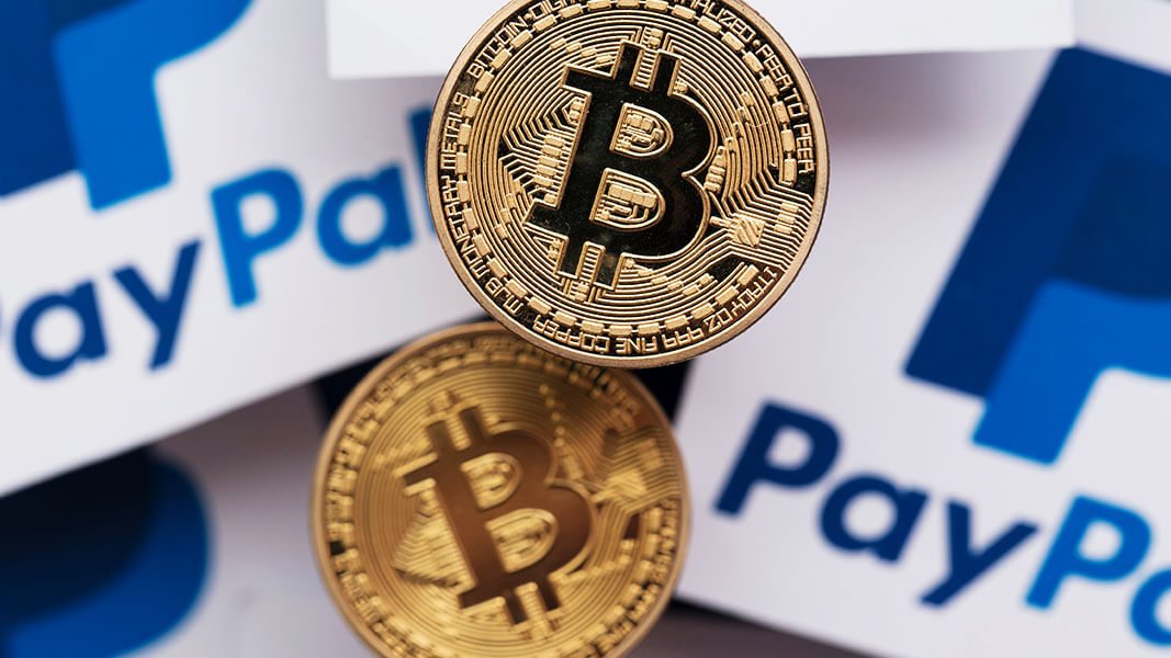 PayPal to Accept Cryptocurrency from Users as Means of Payment